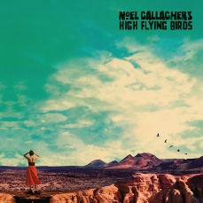 Noel Gallagher's High Flying Birds Who Built the Moon?, disponibile dal 24 novembre