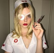 Elle Fanning è Elle Driver da Kill Bill