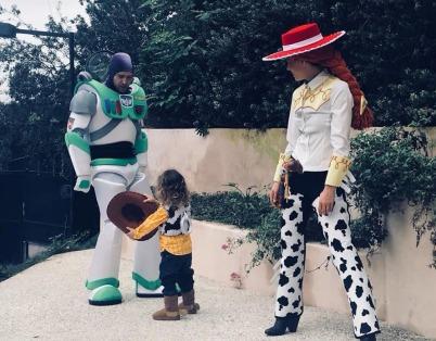 Justin Timberlake e Jessica Biel sono Toy Story