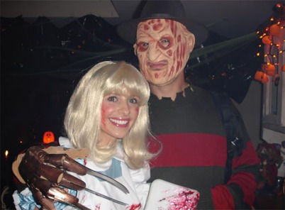 Sarah Michelle Gellar e Freddie Prinze Jr.