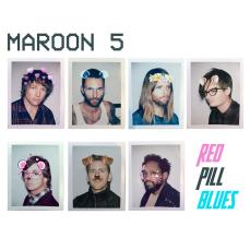 Maroon 5 Red Pill Blues, disponibile dal 3 novembre