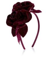 Accessorize Bellatrix Velvet Flower Corsage Fascinator €44.00