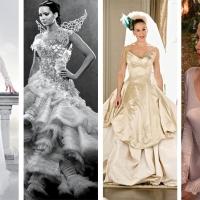 L'abito da sposa di Ana e i favolosi wedding dresses dai «Sì» più sospirati