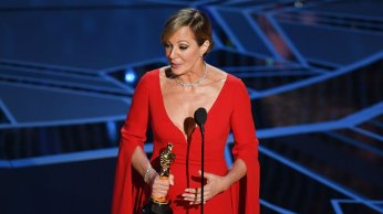 Miglior attrice non protagonista: Allison Janney. Previsione azzeccata e sperata.