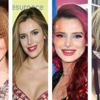 La beauty evolution di Bella Thorne
