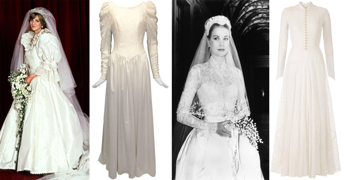 4 iconici royal wedding gown da copiare per le tue nozze da sogno