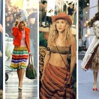 I 50 memorabili look di Carrie Bradshaw