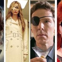 Patrick Melrose e i 10 personaggi con la benda sull'occhio più cool di sempre