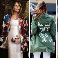 Melania Trump, i look più controversi della first lady