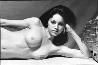 Nel 1985, Playboy e Penthouse pubblicano le foto senza veli scattate nel 1978.
