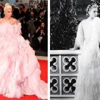 Gli abiti da diva di Lady Gaga