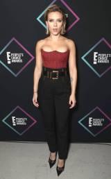 Scarlett Versace in Versace