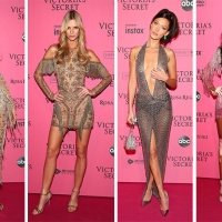 Victoria's Secret Fashion Show 2018, i nude look degli Angeli all'after party