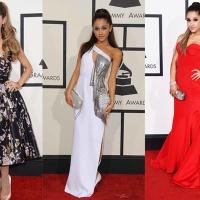 Ariana Grande, tutti i look ai Grammy