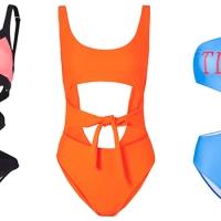 20 costumi da bagno cut-out per l'estate 2019, perché l'intero «sforbiciato» è il nuovo bikini.