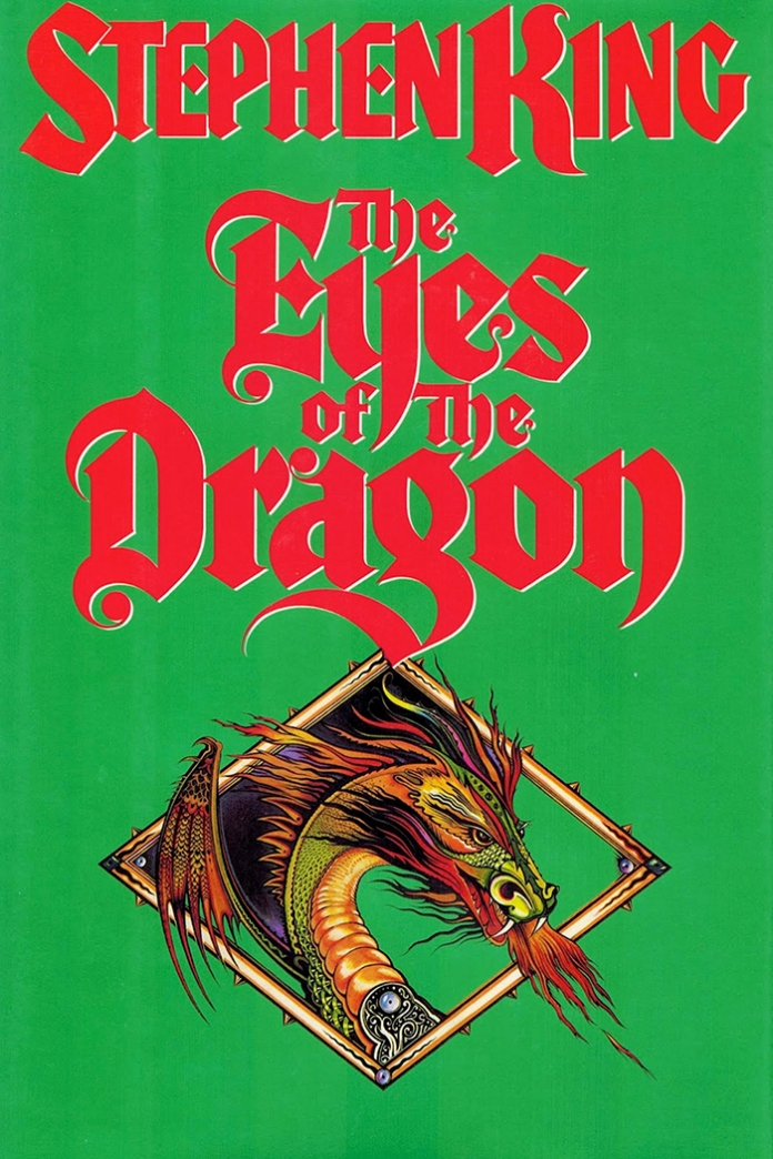 The Eyes of the Dragon Hardcover ? 1987 by Stephen King