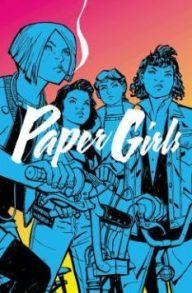 Paper girls - Volume 2 di Brian K. Vaughan & Cliff Chiang
