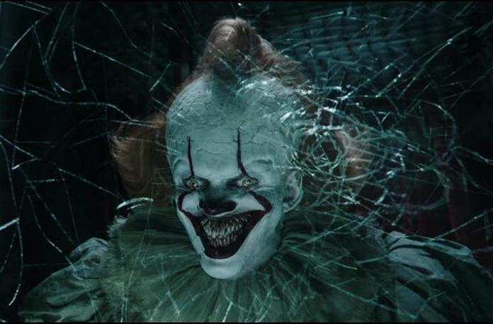 Pennywise: il clown del film col Bill Skarsgård capace di roteare gli occhi in direzioni opposte.