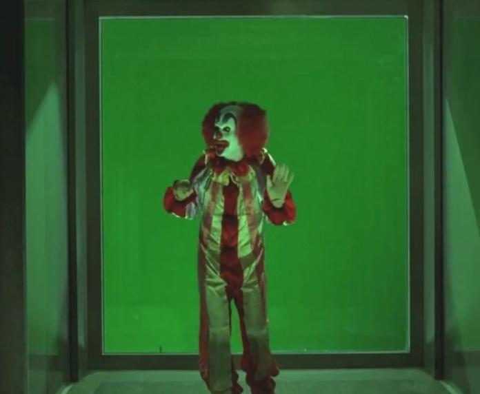 Il Clown di Quella casa nel bosco (2011)