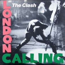 London Calling - The Clash (1979)