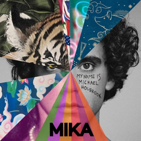 Mika - My Name Is Michael Holbrook, disponibile dal 4 ottobre