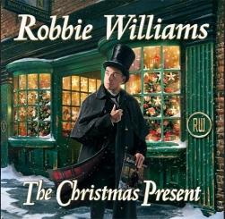 Robbie Williams - The Christmas Present, disponibile dal 22 novembre