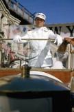 Tony Curtis è Leslie Gallant ne La Grande Corsa (1965)