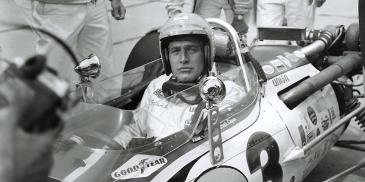 Paul Newman è Frank Capua in Indianapolis, pista infernale (1969)
