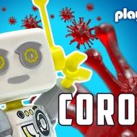 Il coronavirus spiegato ai bambini da Playmobil