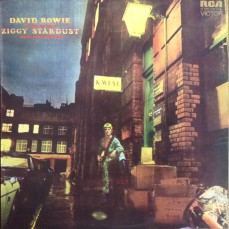The Rise and Fall of Ziggy Stardust and the Spiders from Mars (1972), David Bowie