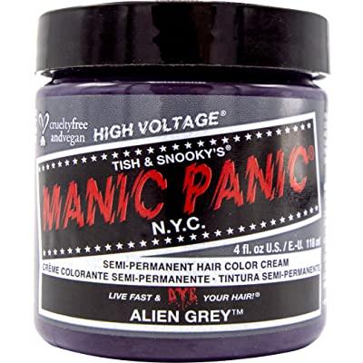 MANIC PANIC Alien Grey Medium Slate Alien Grey Hair Dye 12,99 €