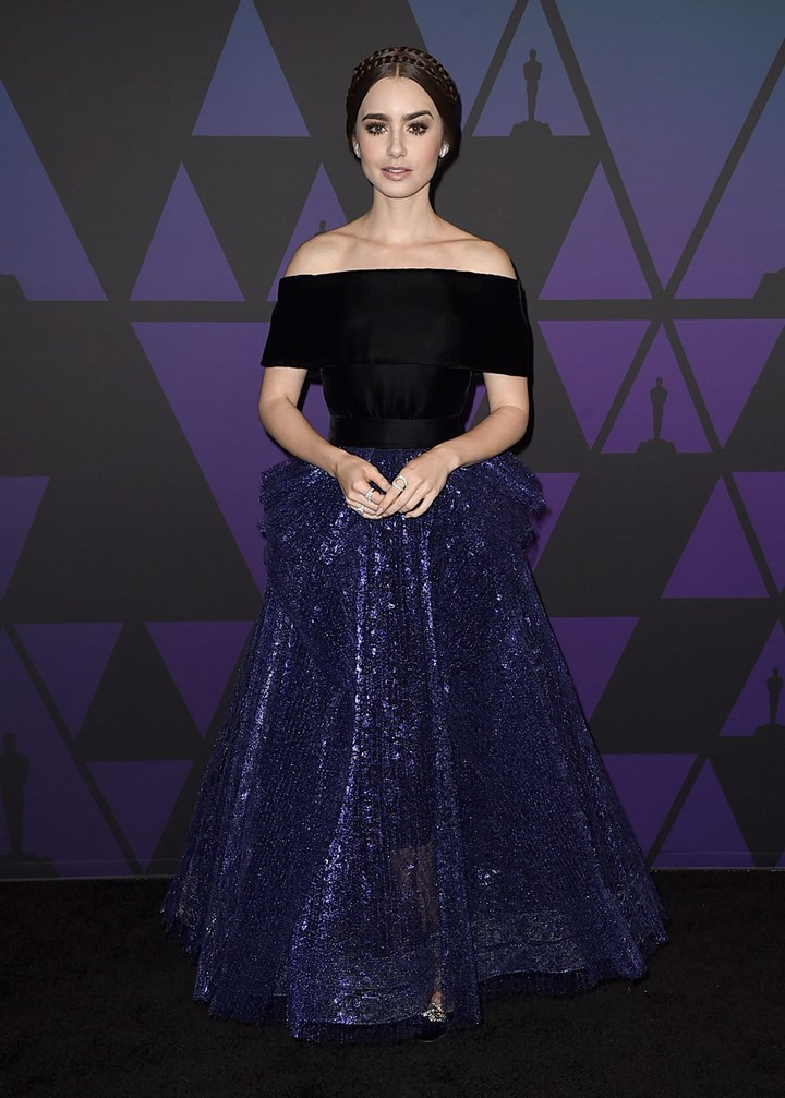In Georges Chakra Couture ai Governors Awards 2018