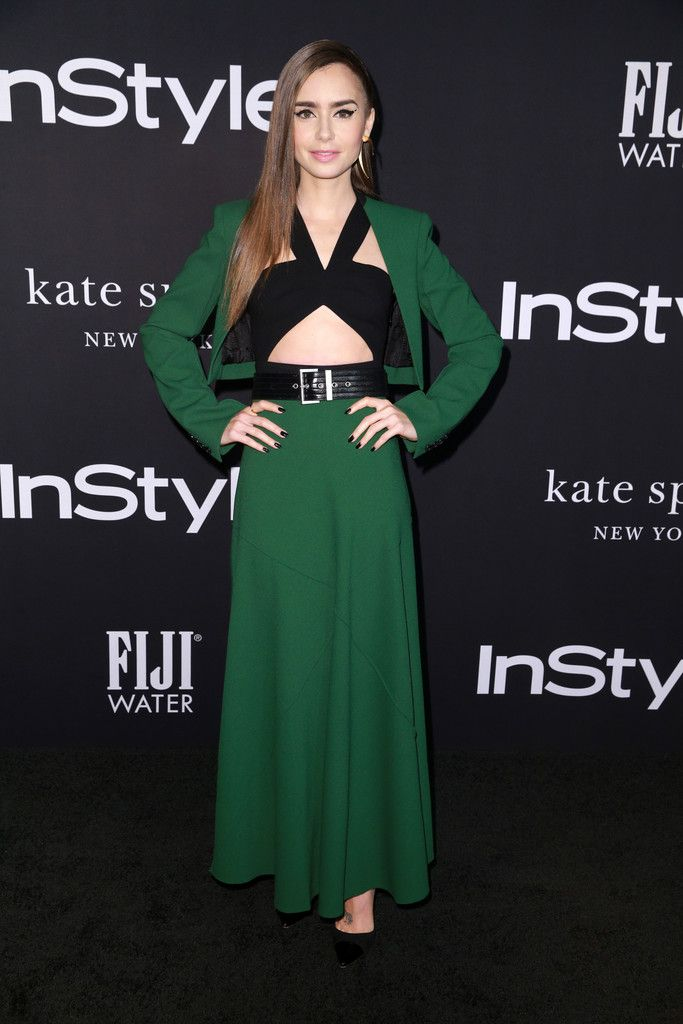 In Givenchy agli InStyle Awards 2018
