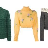 10 maglioni di tendenza nei 10 colori moda Autunno Inverno 2020-2021