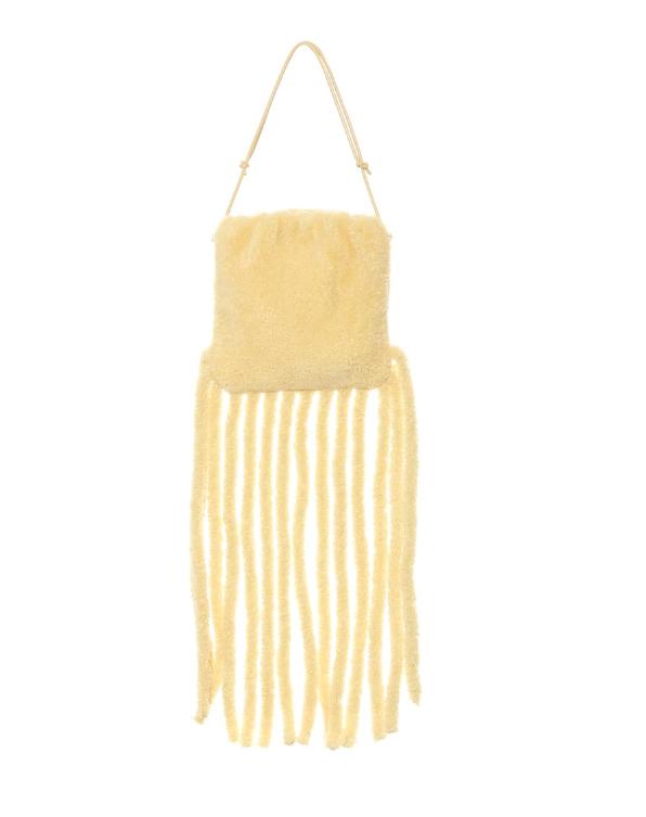 Bottega VenetaThe Fringe Pouch shoulder bag € 2.500 su mytheresa.com