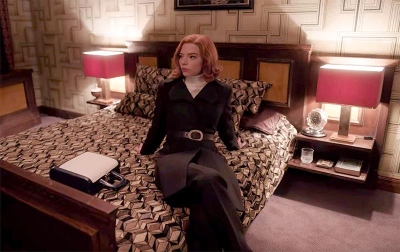 Queens Gambit Style Gallerycourtesy Netflix