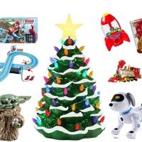 «Caro Babbo Natale…» Quali sono i giocattoli più desiderati?