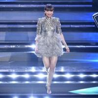 Sanremo 2021, voti ai look della quarta serata