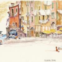 «Luca», come gli animatori hanno ricreato la magia delle Cinque Terre nel nuovo film Disney Pixar